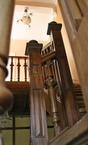 La Grande Maison - escalier